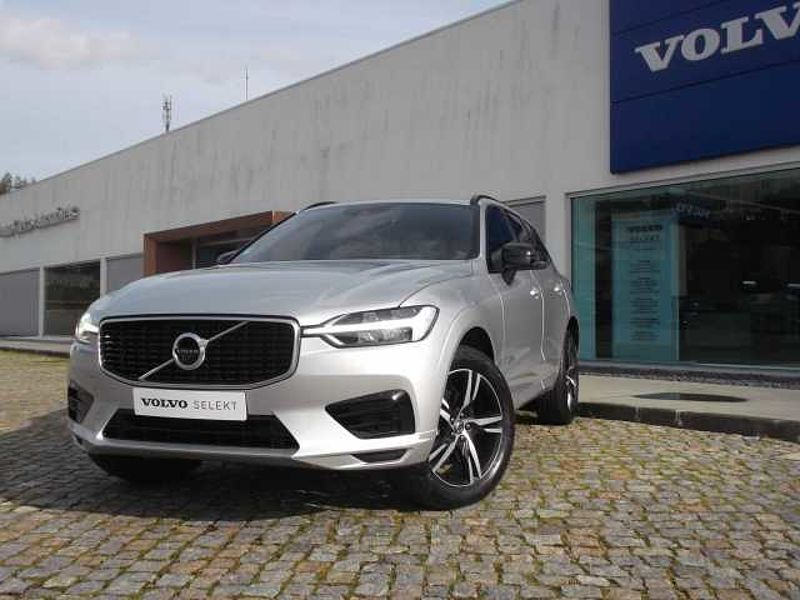Volvo XC60 D4 190cv R-Design Geartronic FWD 8 Vel.